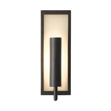 Feiss Mila 5-in W 1-Light Oil Rubbed Bronze Modern/Contemporary Wall Sconce