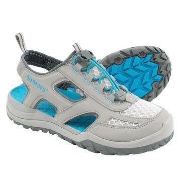 Simms Women's Riprap Wading Sandals 7; Mineral; Felt