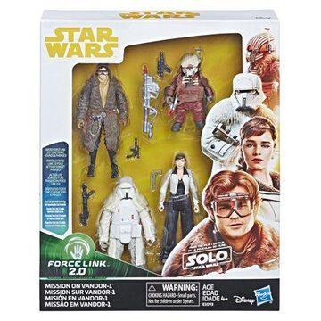 Star Wars Force Link 2.0 Mission on Vandor