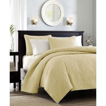 Madison Park Quebec 3-Piece Full/Queen Coverlet Set