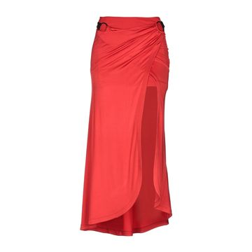 PACO RABANNE Long skirts