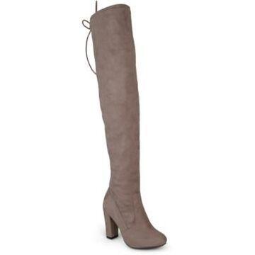 Journee Collection Women's Wide Calf Maya Boot Women's Shoes