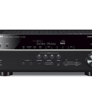Yamaha Black 7.2 Channel Network AV Receiver