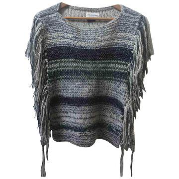 Isabel Marant Etoile \N Khaki Wool Knitwear