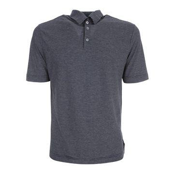 Zanone Cotton Polo S/s