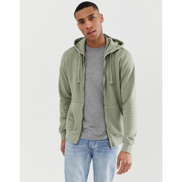 Only & Sons zip through sweat