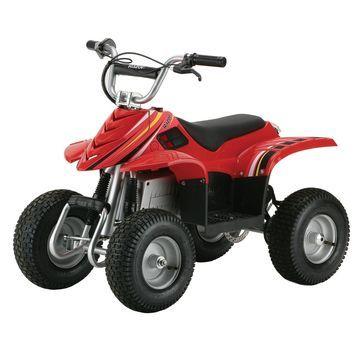 Razor Dirt Quad - Red