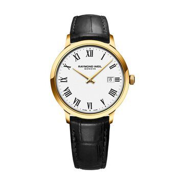 Raymond Weil Toccata Gold-Plated White Dial Quartz Mens Watch