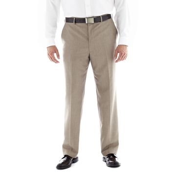 JF J. Ferrar FlatFront Suit PantsBig & Tall