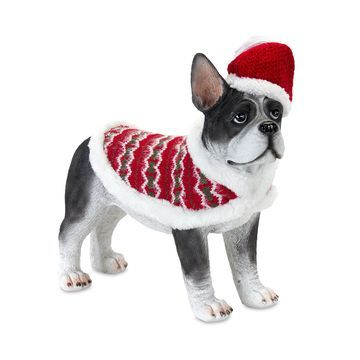 Melrose Holiday Boston Terrier