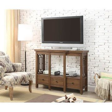 Linon Hardy TV Stand