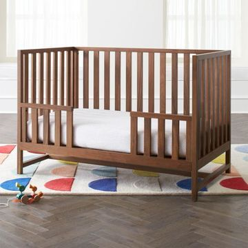 Taylor Walnut Toddler Rail