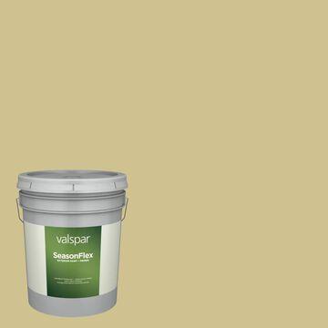 Valspar SeasonFlex Satin Hearts Of Palm Hgsw2226 Exterior Paint (5-Gallon)