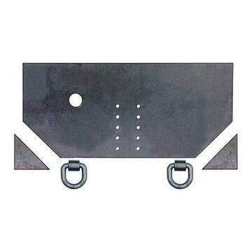 BUYERS PRODUCTS 1809043 Fabricators Hitch Plate