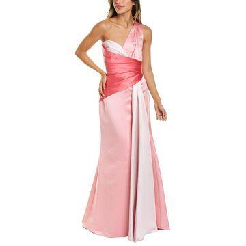 Carmen Marc Valvo Gown