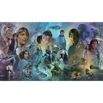 RoomMates Star Wars Original Trilogy Peel and Stick Mural