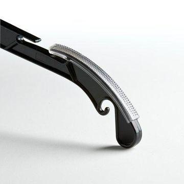 Econoco AT4 - Flexible Non-Slip Clear Vinyl Hanger Attachment