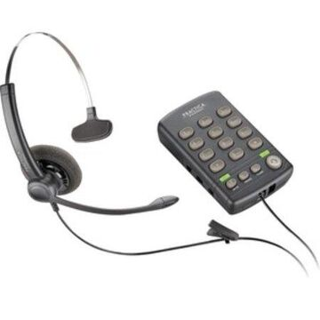 Plantronics Practica T110 Single Line Telephone and Headset