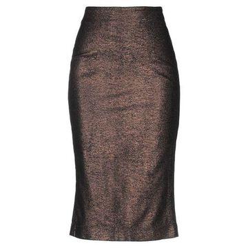 MAJESTIC FILATURES 3/4 length skirt