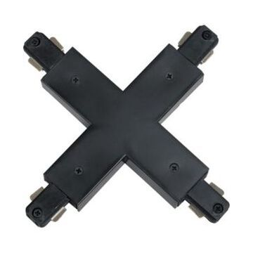 """Volume Lighting """"X"""" Connector 120V 2-Circuit/1-Neutral Track Systems"""