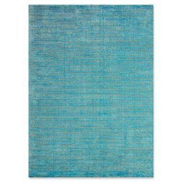 Ren-Wil Oceans 5-Foot 2-Inch x 7-Foot 2-Inch Area Rug in Blue