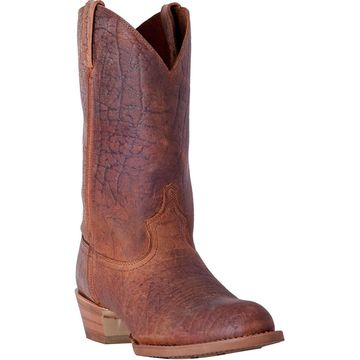 Laredo Mens Mayfield Cowboy Boot, Rust Leather
