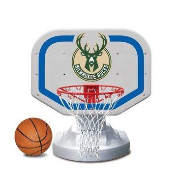 Poolmaster Milwaukee Bucks NBA USA Competition-Style Poolside Basketball Game