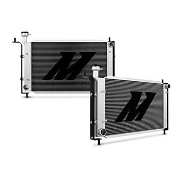Mishimoto MMRAD-MUS-94B Aluminum Radiator with Stabilizer System for Ford Mustang