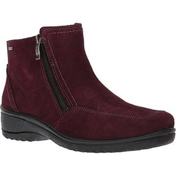 ara Women's Mila 48547 Ankle Boot Brunello Suede