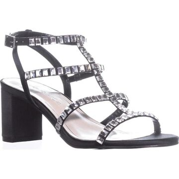 Caparros Womens Insync Open Toe Special Occasion Ankle Strap Sandals