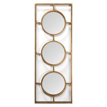 Stratton Home Decor Rosa Mirror