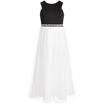 Big Girls Embellished-Waist Dress