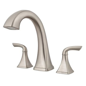 Pfister Bronson Tub Faucet RT6-5BSK Brushed Nickel