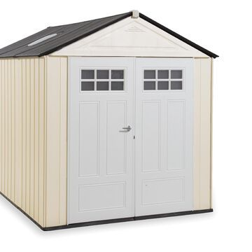 Rubbermaid 1825260 7' x 11' Storage Shed