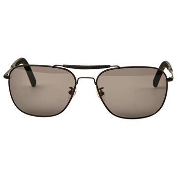 David Yurman Black Metal Sunglasses