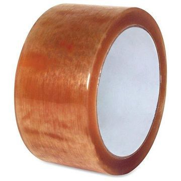 Sparco Natural Rubber Carton Sealing Tape 24/CT - SPR74963