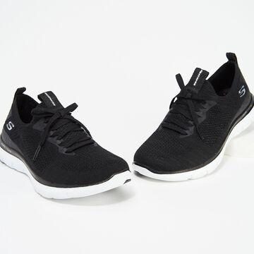 Skechers Flex Appeal 2.0 Stretch Knit Slip-on Sneakers- Turn