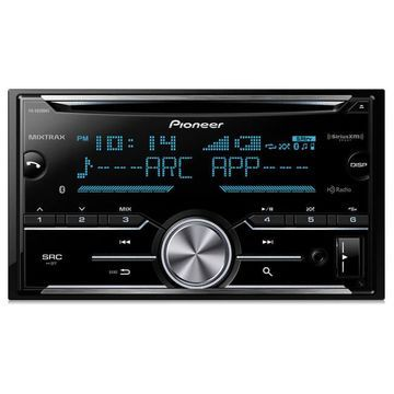 Pioneer Double Din CD Receiver with Bluetooth