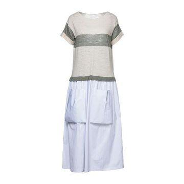 ROBERTO COLLINA Midi dress