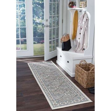 Bliss Rugs Oldfield Traditional Runner Rug