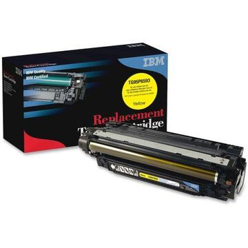 IBM Remanufactured Toner Cartridge - Alternative for HP 653A - Yellow