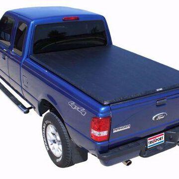 Truxedo 231101 Black TruXport Tonneau Cover for Ford 2019 Ranger 6 in.