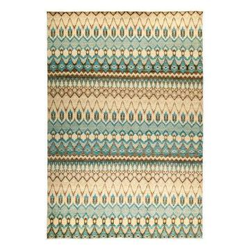 Solo Rugs One-of-a-kind Ikat Hand-knotted Area Rug 8' x 10'