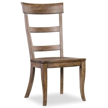 Hooker Furniture Sorella Ladderback Side Chair