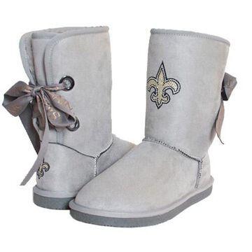 Women's New Orleans Saints Cuce Champion Boots