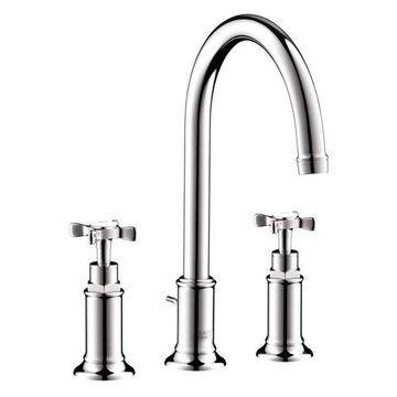 Axor Montreux 0001 Faucet, Chrome, 8