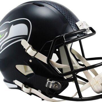 Riddell Seattle Seahawks Speed Replica Full-Size Football Helmet