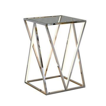 ET2 Lighting-E71000-PC-Victory - 23.5 96W 4 LED Accent Table Polished