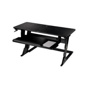 3M SD60B Precision Standing Desk in Black