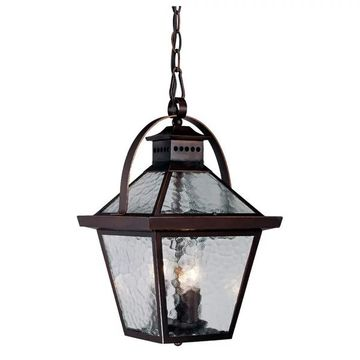 Acclaim Lighting 7676 Bay Street 3 Light Outdoor Pendant